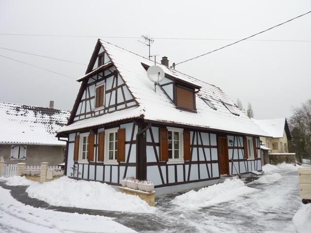 Maison alsacienne 2